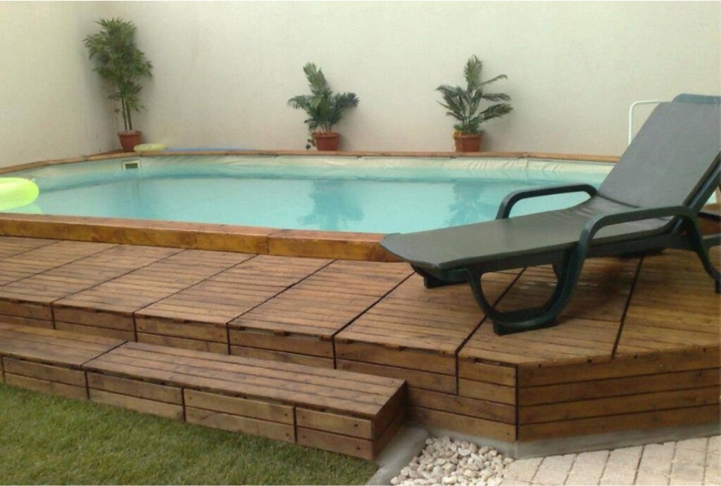 Exterior piscina doowtra for Piscina exterior