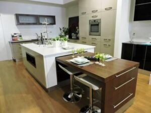 Exemplo de cozinha /loja